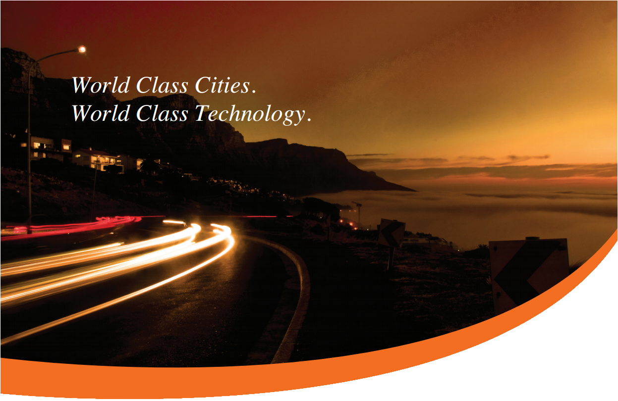 World Class Cities. World Class Technology